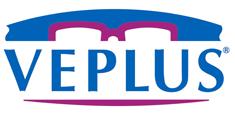 VEPLUS limpiador de  gafas y pantallas ópticas con aplicador de esponja
